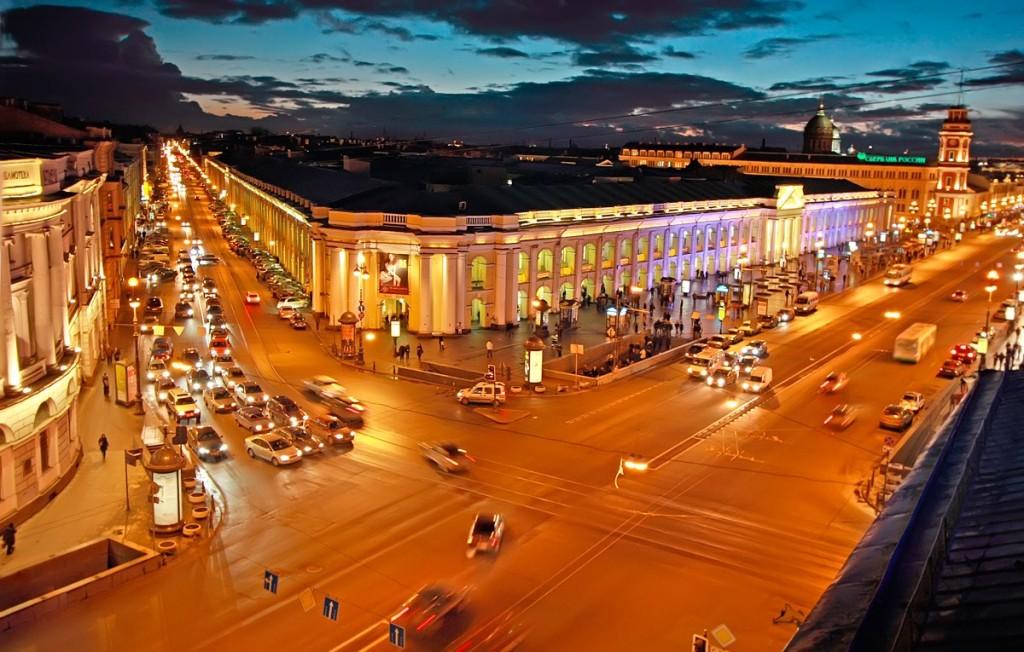 Невский проспект 2