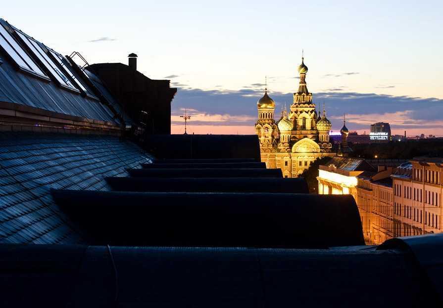 прогулки по крышам