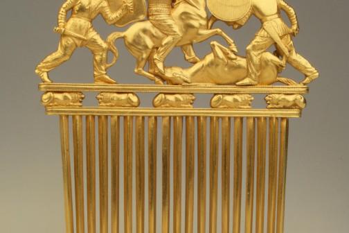 Золотая кладовая Эрмитаж