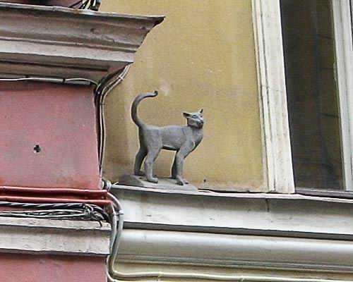 "Кот ""Елисей"" и кошка ""Василиса"" исполняют желания"