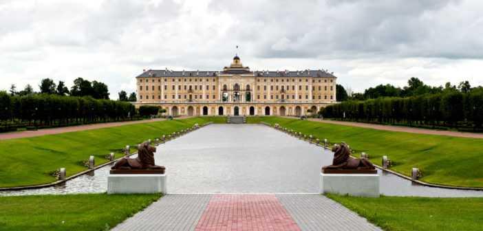 Экскурсия в Стрельну (Константиновский дворец)