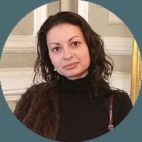 Елена Аршинова. Гид-переводчик (английский).