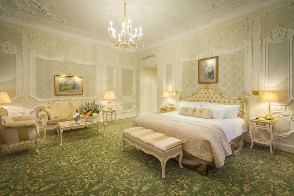 Полулюкс King Официальная гостиница Эрмитаж