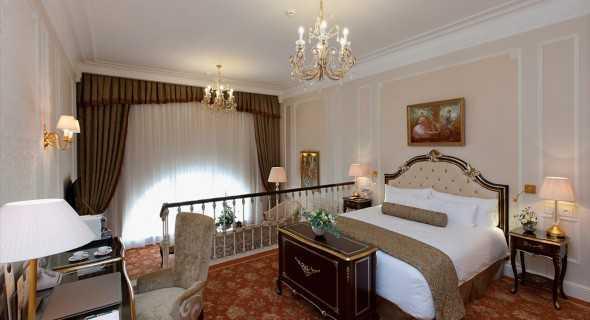 Официальная гостиница Эрмитаж Люкс