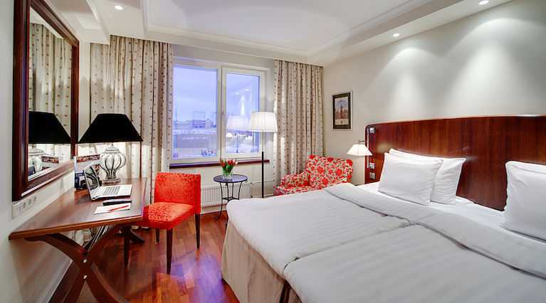 Original Sokos Hotel Olympia Garden Стандартный номер