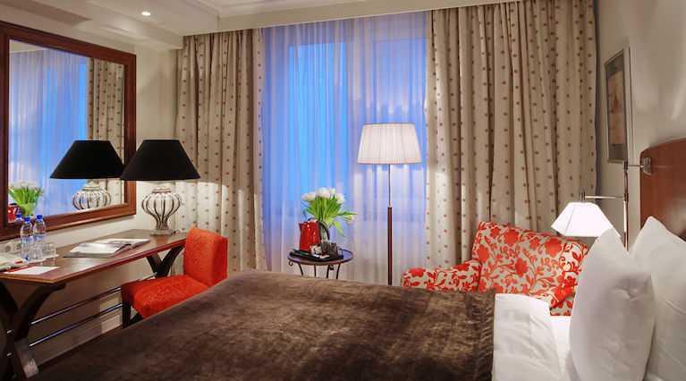 Original Sokos Hotel Olympia Garden Улучшенный номер