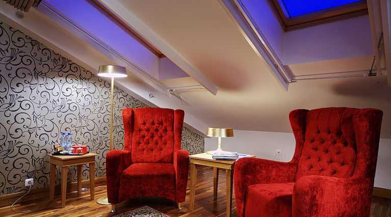 Улучшенный номер Solo Sokos Hotel Vasilievsky