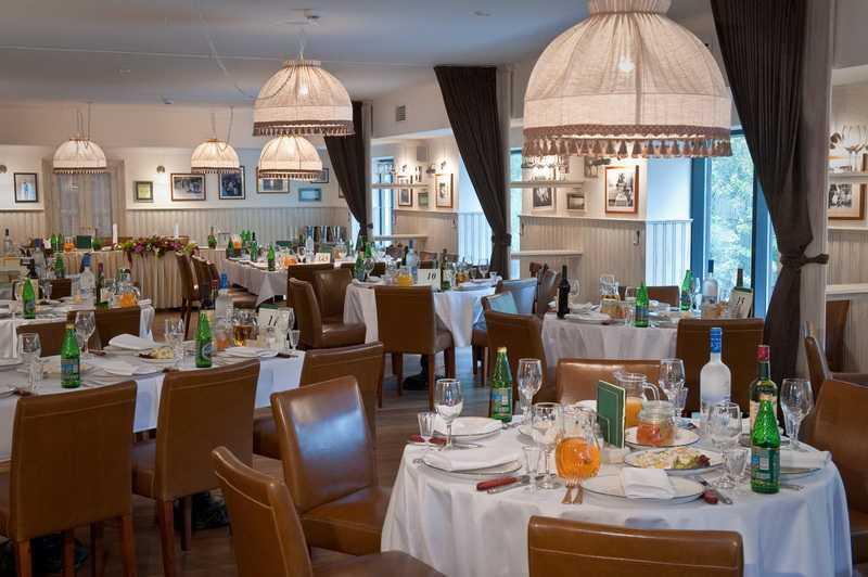 Ресторан Stroganoff Bar & Grill