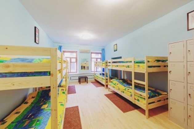 Хостел «Компас на Невском»