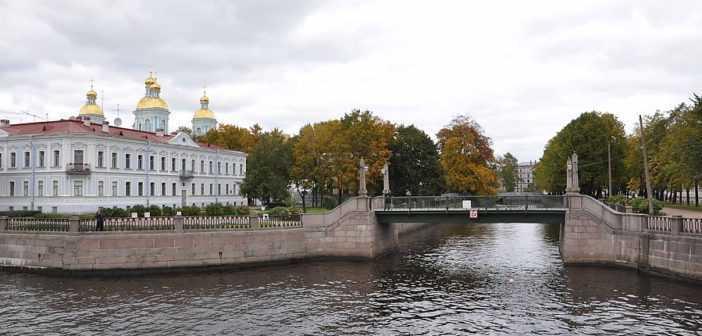 Семимостье Петербурга