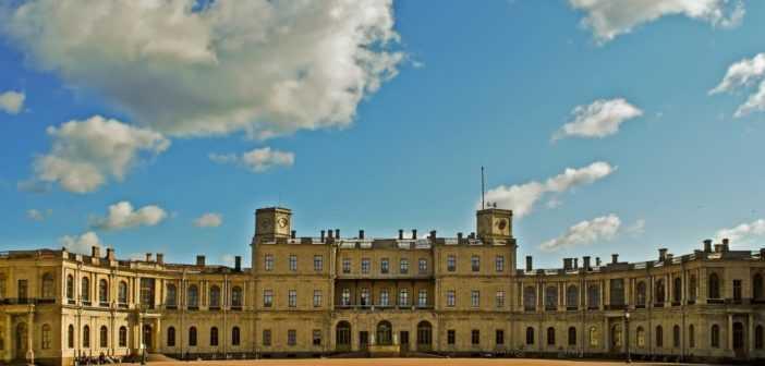 Большой императорский и Приоратский дворцы Гатчины