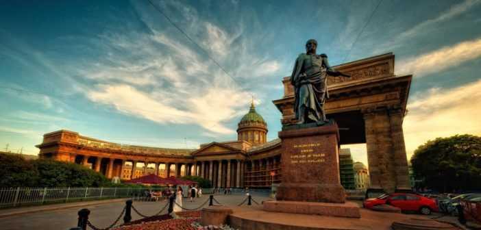 Санкт-Петербург для VIP гостей