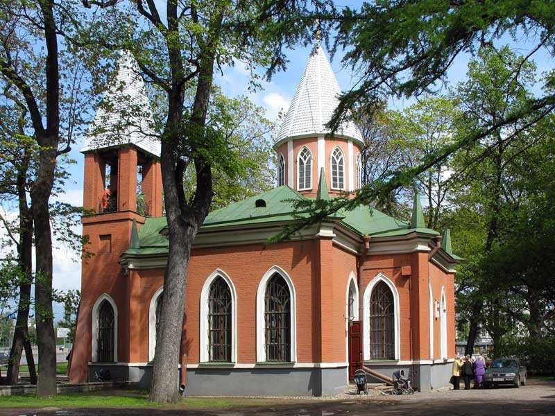 Церковь Рождества Св. Иоанна Предтечи