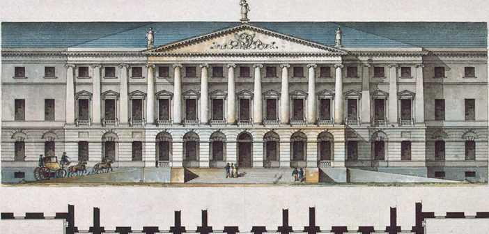 Классицизм Петербург
