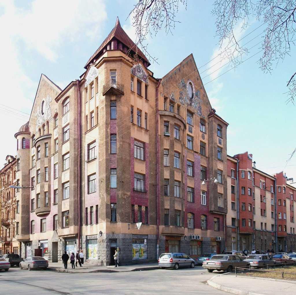 Доходный дом Захаровых