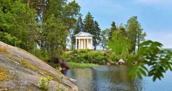 Где отдохнуть в Ленинградской области