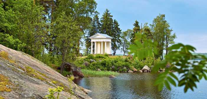 Парк Монрепо, музей-заповедник