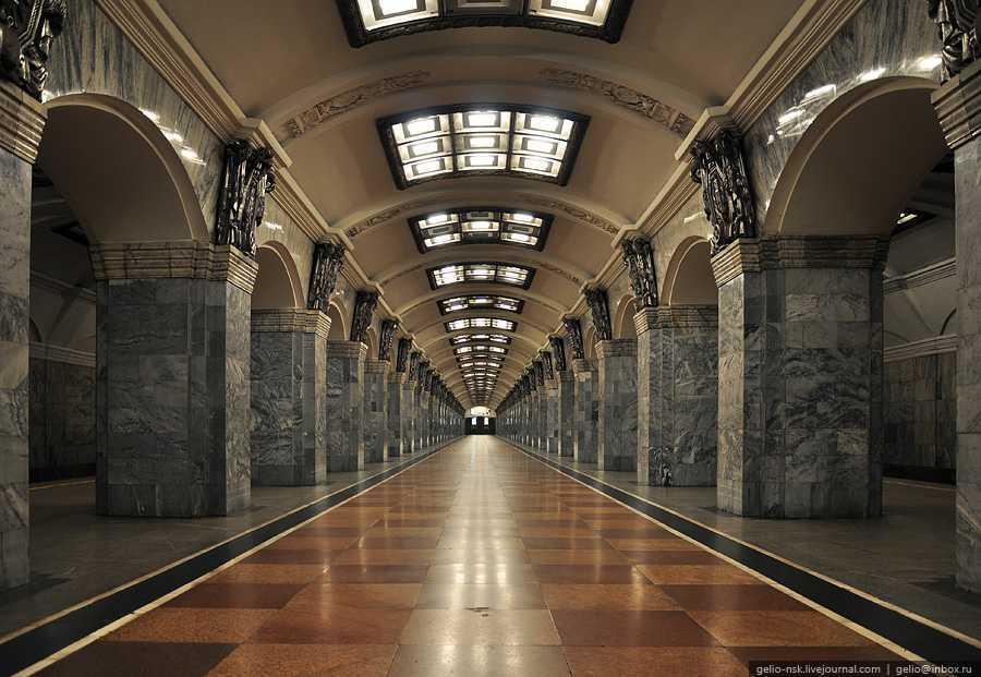 Станция метро Кировский завод