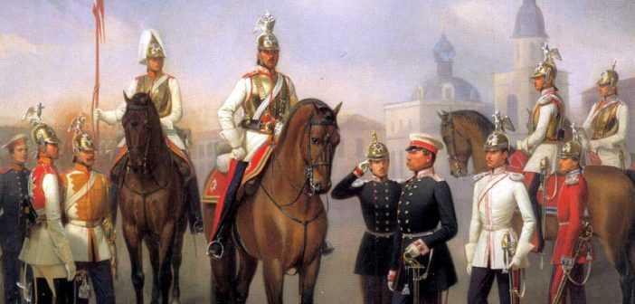 Военный Петербург