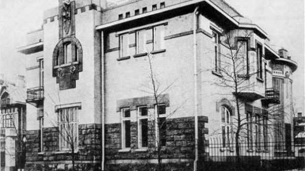 Петербургский «особняк стоматологов»