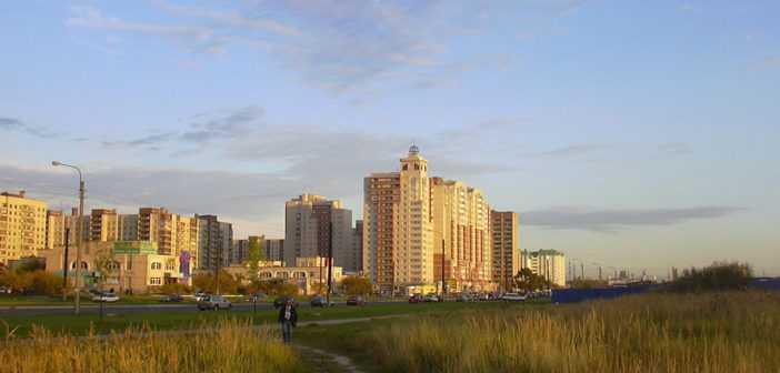 Думаете, что Петербург был основан на болотах?