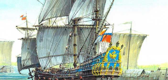 По чьему образу создан кораблик-флюгер Адмиралтейства