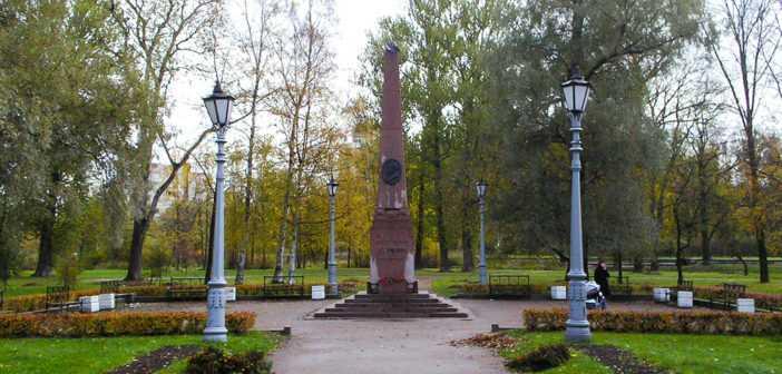 Точное место дуэли Пушкина с Дантесом