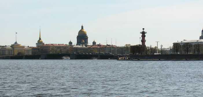Экскурсии в Санкт-Петербурге в марте и апреле