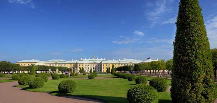 Экскурсия в Санкт-Петербурге в мае