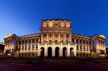 Светский Петербург