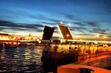Ночь разводных мостов