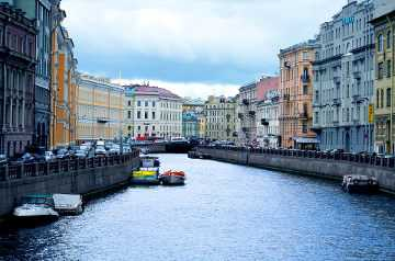 Прогулка по рекам и каналам