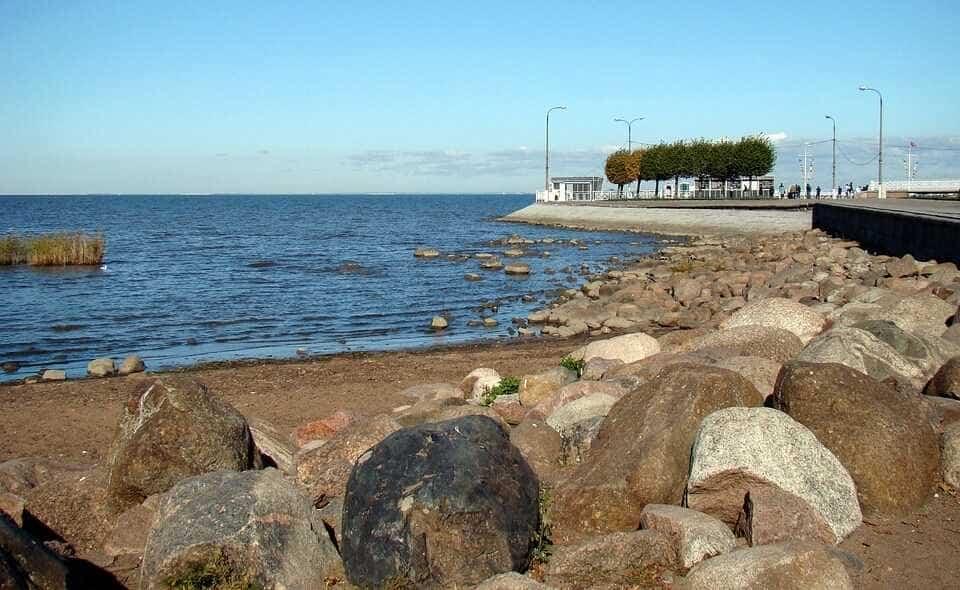 Как добраться до финского залива