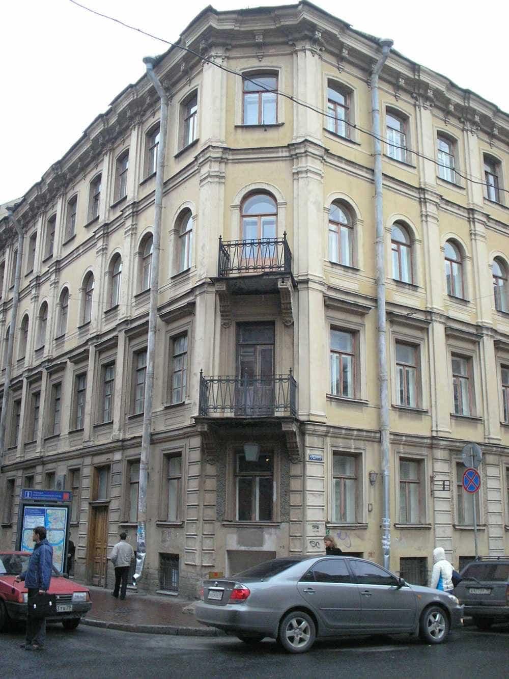 Музей Достоевского