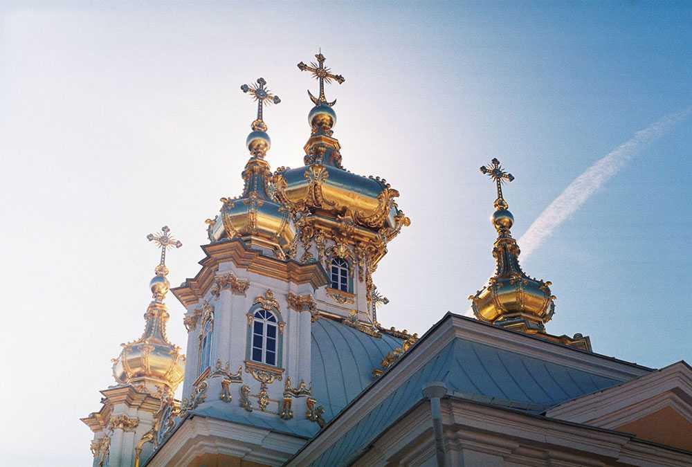 Церковный корпус Петергоф