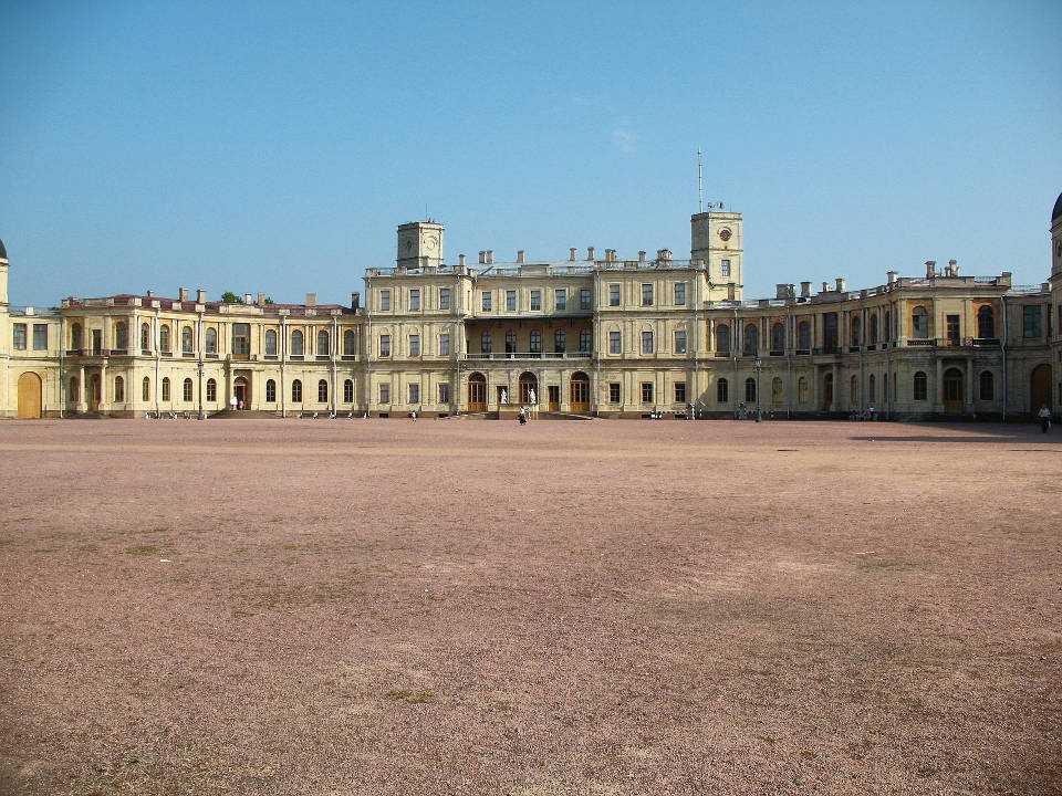 Экскурсия по Гатчинскому дворцу
