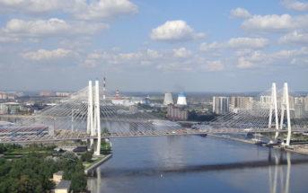 Мосты СПб