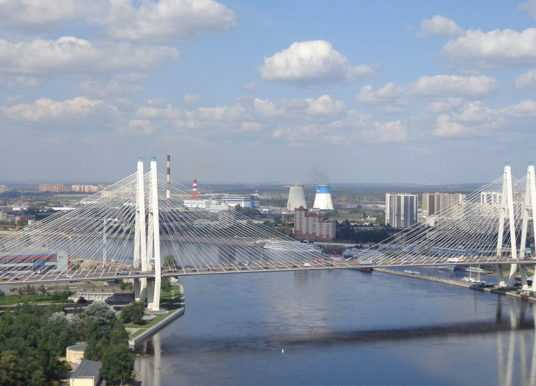 Экскурсия на мосты Санкт-Петербурга