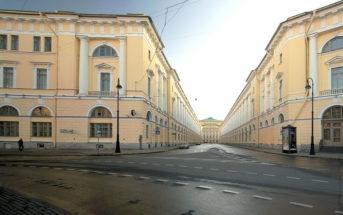 Улица Зодчего Росси