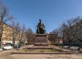 Памятник Николаю Андреевичу Римскому-Корсакову