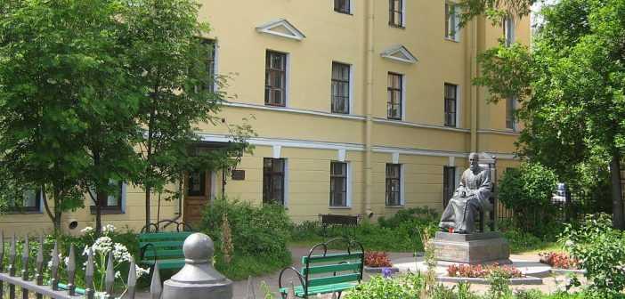 Квартира Иоанна Кронштадского