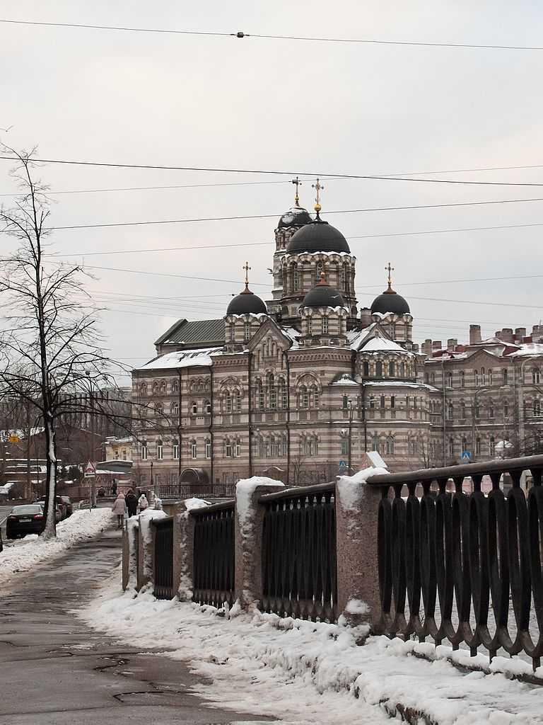 Монастырь Иоанна Кронштадского